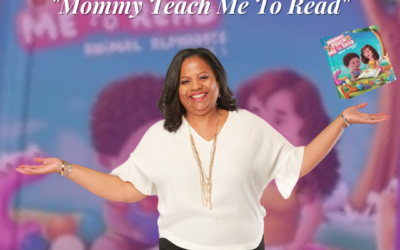 """Developing Rockstar Readers Through the New Book Series, """"Mommy Teach Me To Read"""""""